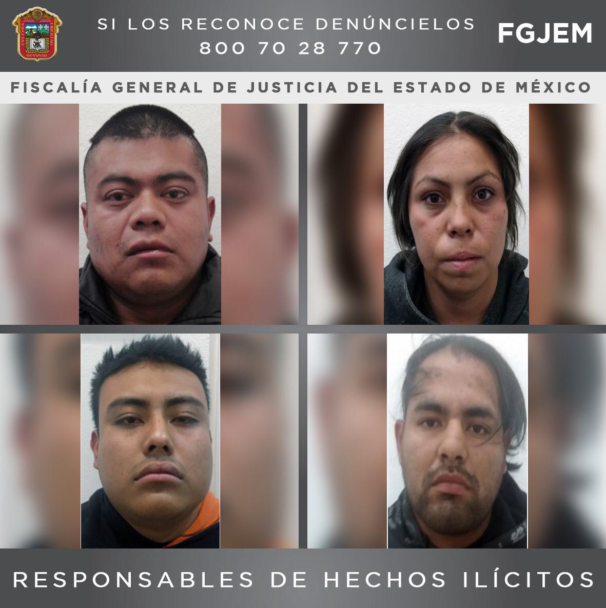 CUATRO SECUESTRADORES SON CONDENADOS A 60 AÑOS DE PRISIÓN
