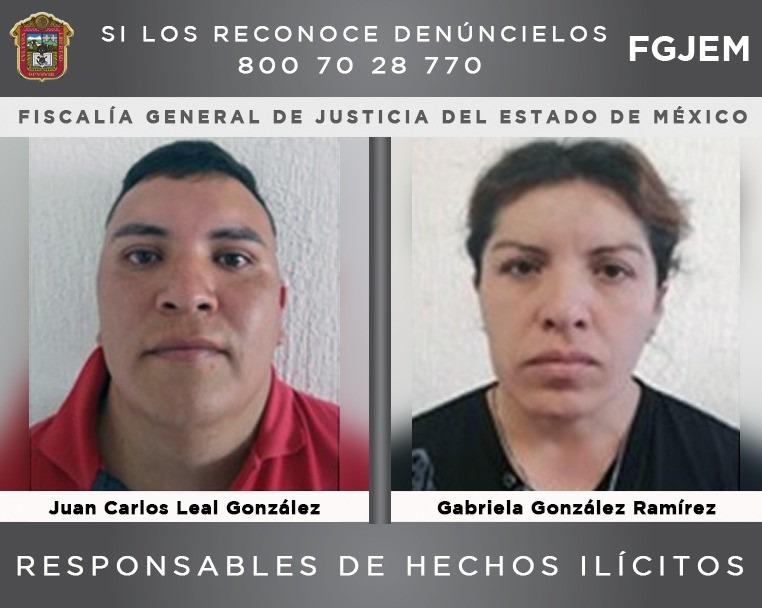 CONDENAN A 47 AÑOS DE PRISIÓN A DOS PERSONAS POR EL DELITO DE HOMICIDIO