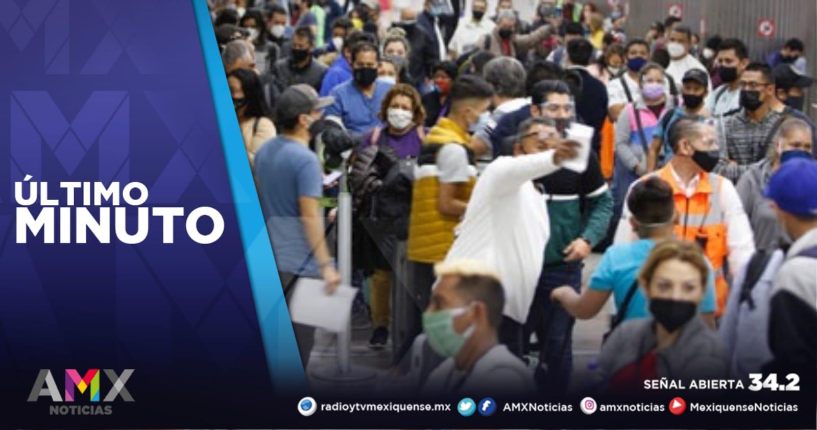 SALUD: MÉXICO SUPERA LAS 217 MIL MUERTES POR COVID-19