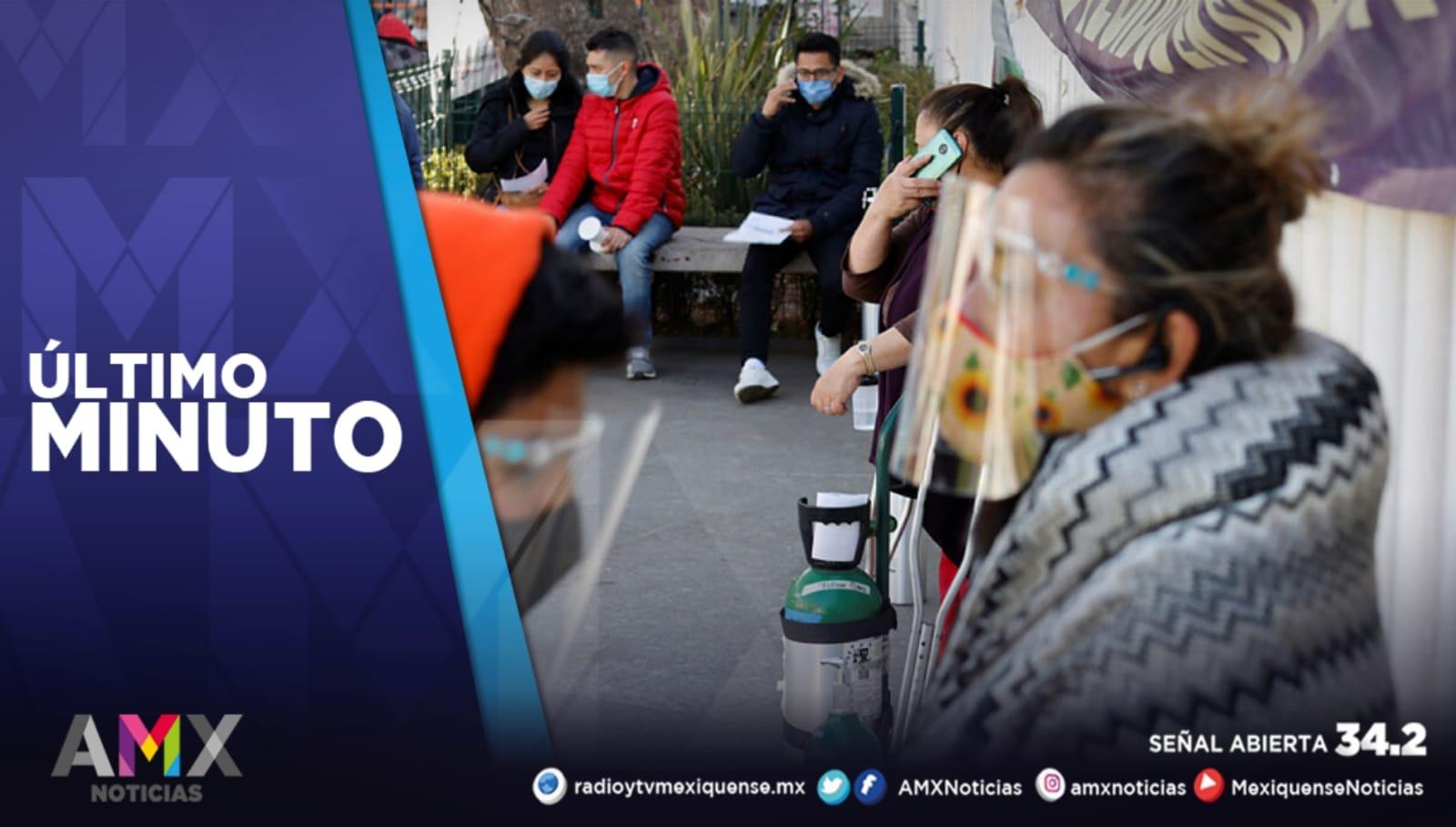 REGISTRA LA ENTIDAD MEXIQUENSE MÁS DE 23 MIL CASOS SOSPECHOSOS DE COVID-19