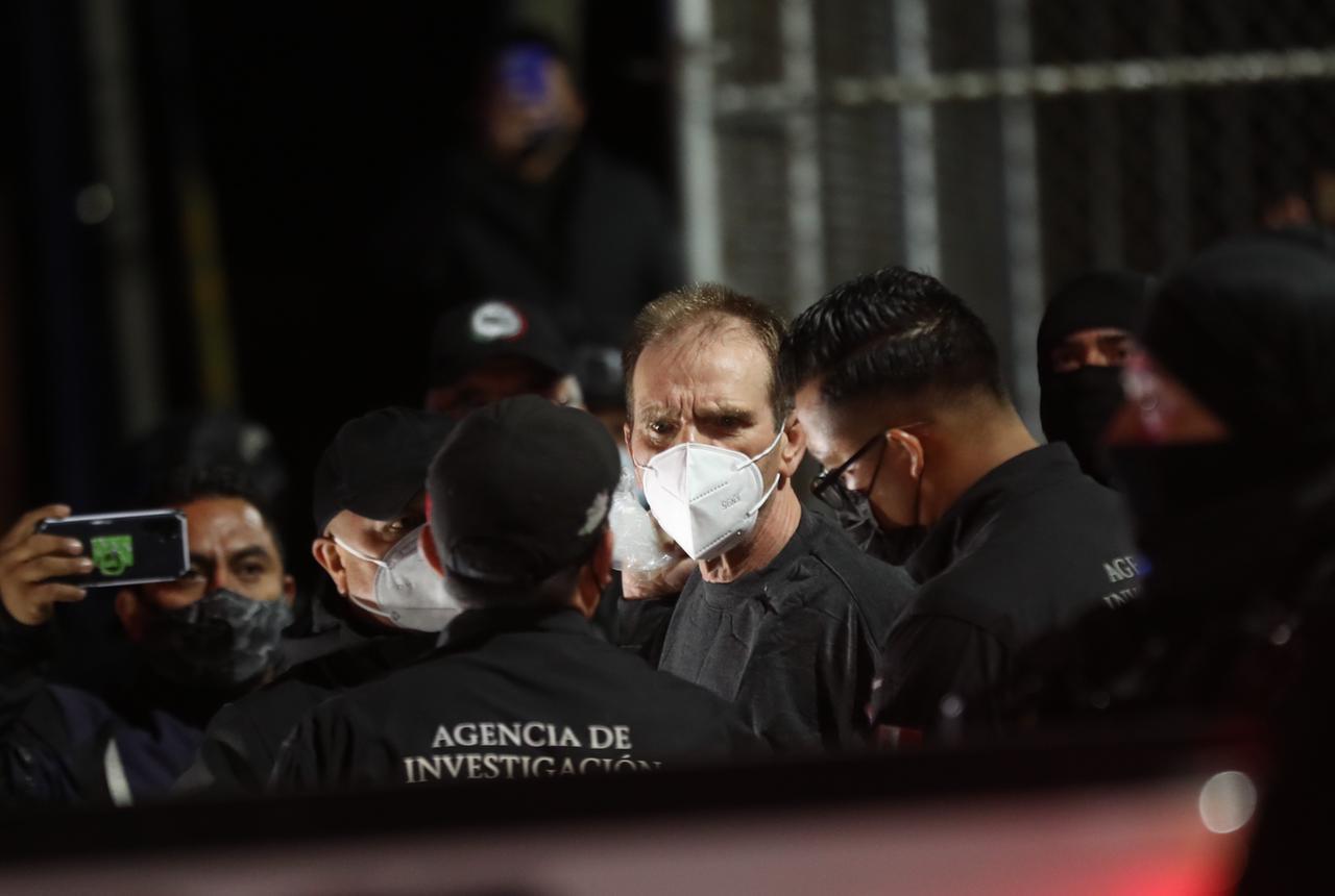 """REAPREHENDEN A """"EL GÜERO PALMA"""" LUEGO DE SALIR DEL ALTIPLANO"""
