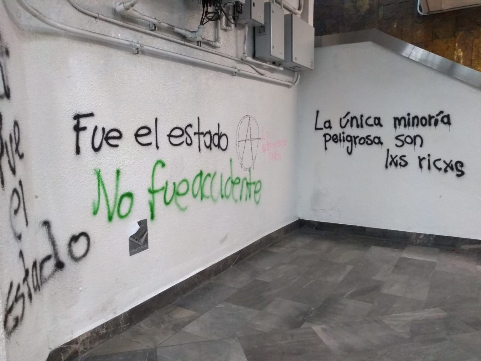EXIGEN CASTIGO A LOS RESPONSABLES DEL ACCIDENTE DE LA LÍNEA 12 DEL METRO