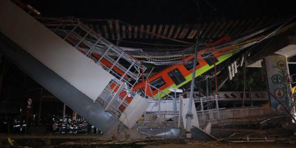 FISCALÍA DE LA CDMX REALIZARÁ UNA INVESTIGACIÓN CIENTÍFICA POR EL ACCIDENTE EN LA LÍNEA 12