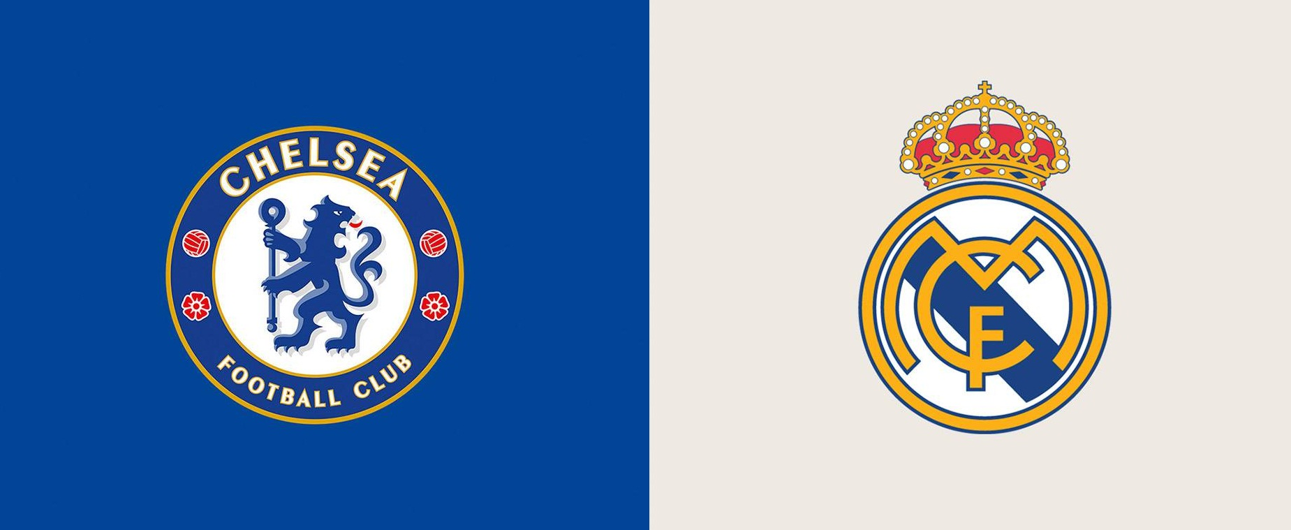 UCL: CHELSEA VS REAL MADRID
