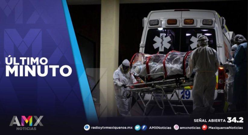 MÉXICO REGISTRA MÁS DE 218 MIL MUERTES POR COVID-19