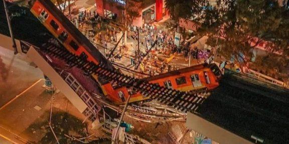 SUMAN 26 FALLECIDOS TRAS ACCIDENTE EN LA LÍNEA 12 DEL METRO