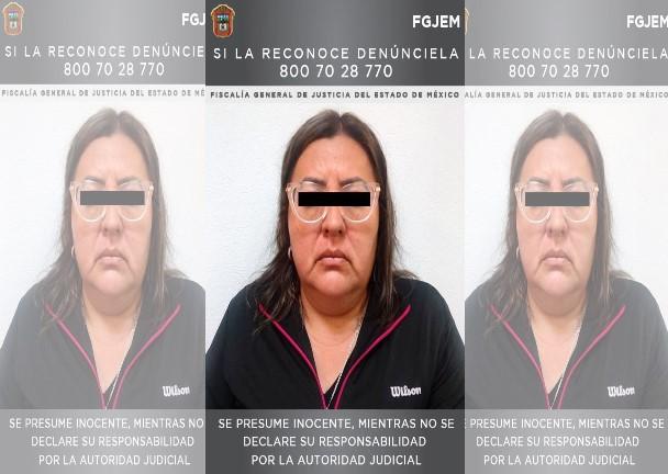 APREHENDE A MUJER POR EL DELITO DE ROBO DE VEHÍCULO CON VIOLENCIA EN TULTITLÁN