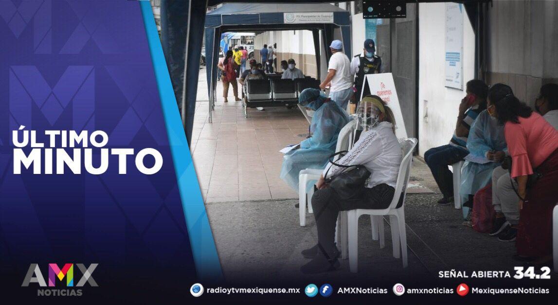MÉXICO ACUMULA 218 MIL 894 FALLECIMIENTOS A CAUSA DEL COVID-19