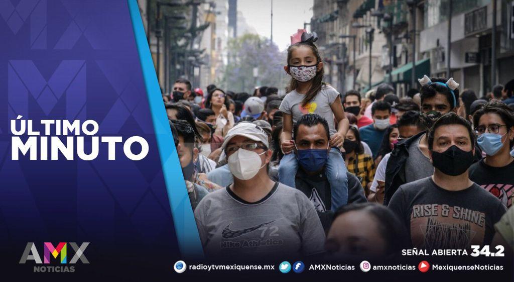 MÉXICO ACUMULA 218 MIL 985 FALLECIMIENTOS A CAUSA DEL COVID-19