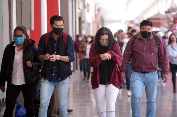 EL 50% DE LOS MEXICANOS AÚN PUEDEN CONTAGIARSE DE COVID-19