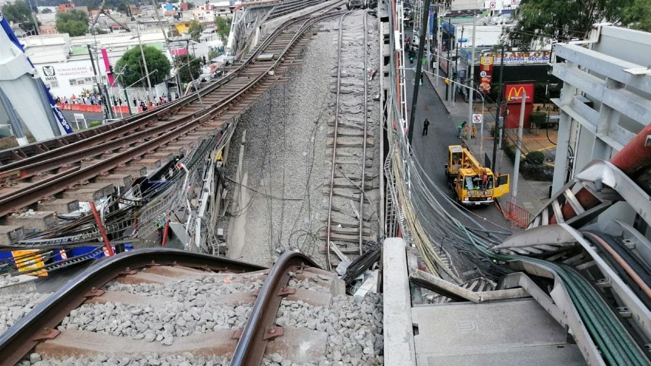 COLEGIO DE INGENIEROS CIVILES DESCARTA AFECTACIONES EN MÁS TRAMOS DE LA LÍNEA 12 DEL METRO