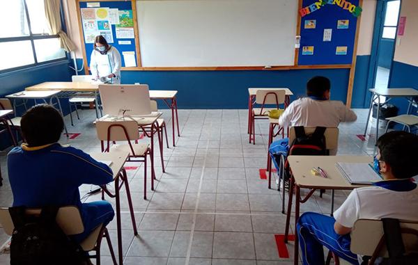 70 ESCUELAS DE COAHUILA REGRESARÁN A CLASES SEMIPRESENCIALES