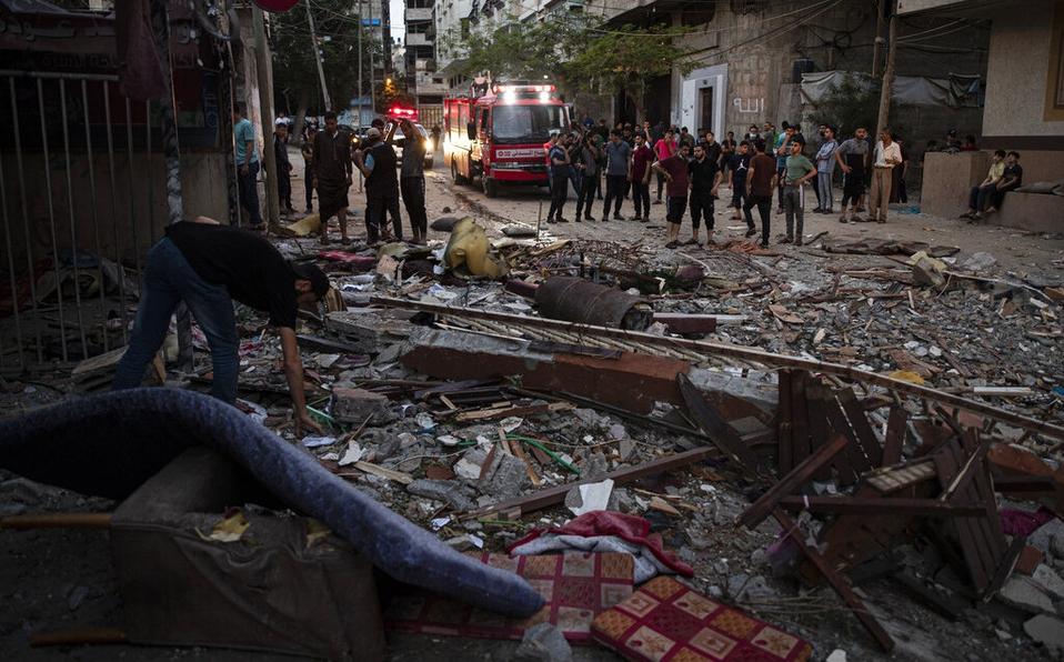 CONTINÚA LA VIOLENCIA EN ISRAEL