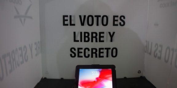 VOTO POR INTERNET PARA MEXICANOS EN EL EXTRANJERO SERÁ UN GRAN RETO