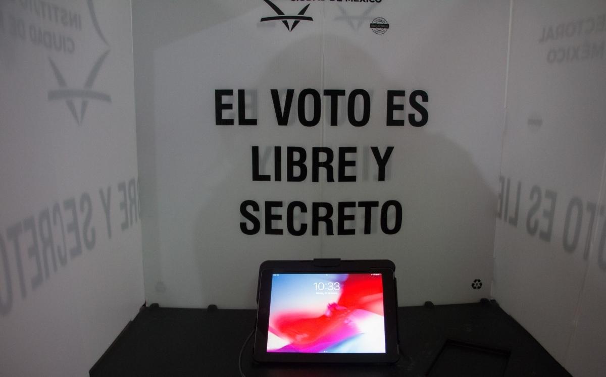 VOTO POR INTERNET PARA MEXICANOS EN EL EXTRANJERO SERÁ UN GRAN RETO: INE