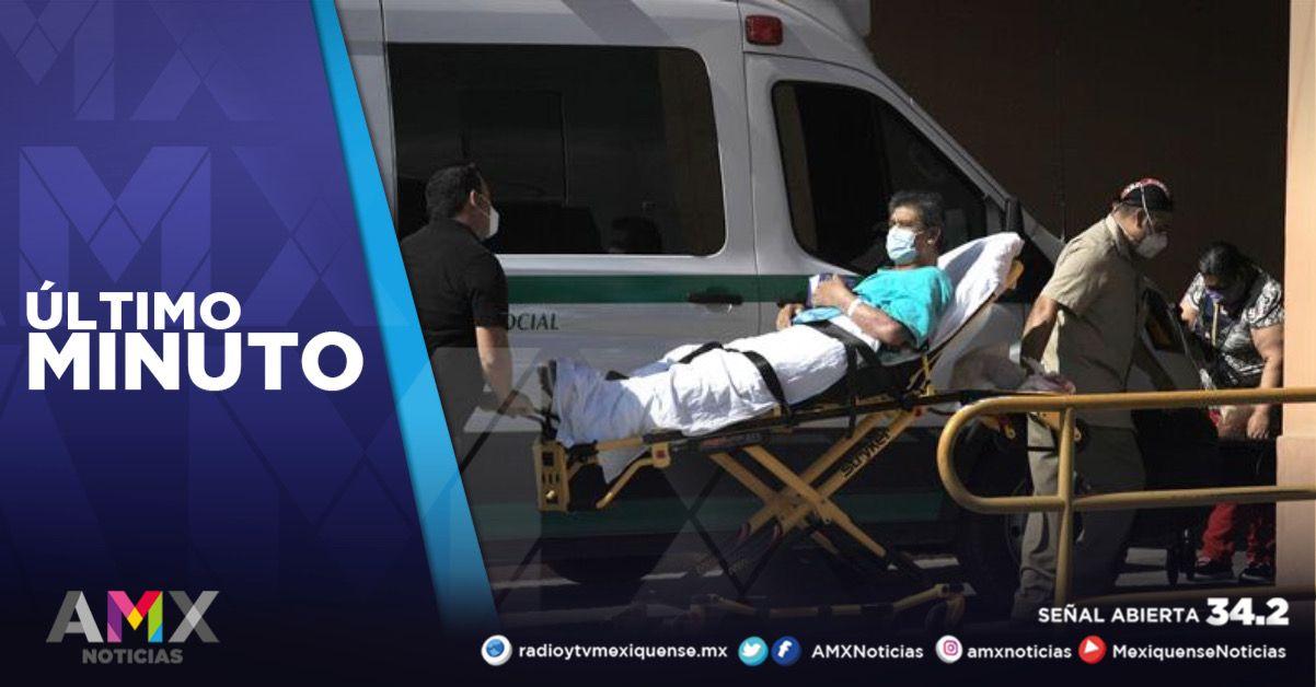 MÉXICO REGISTRA 219 MIL 323 FALLECIMIENTOS POR COVID-19