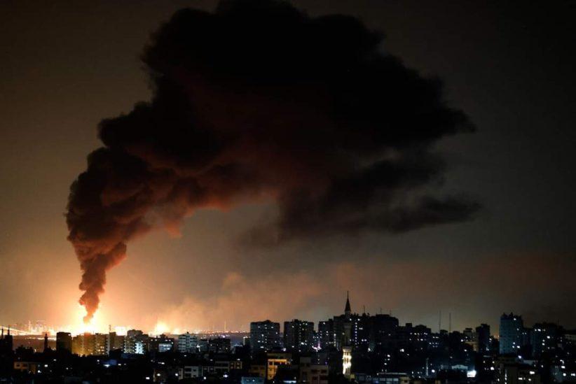 """ONU ALERTA DE UNA """"GUERRA A GRAN ESCALA"""" ENTRE ISRAEL Y HAMAS"""