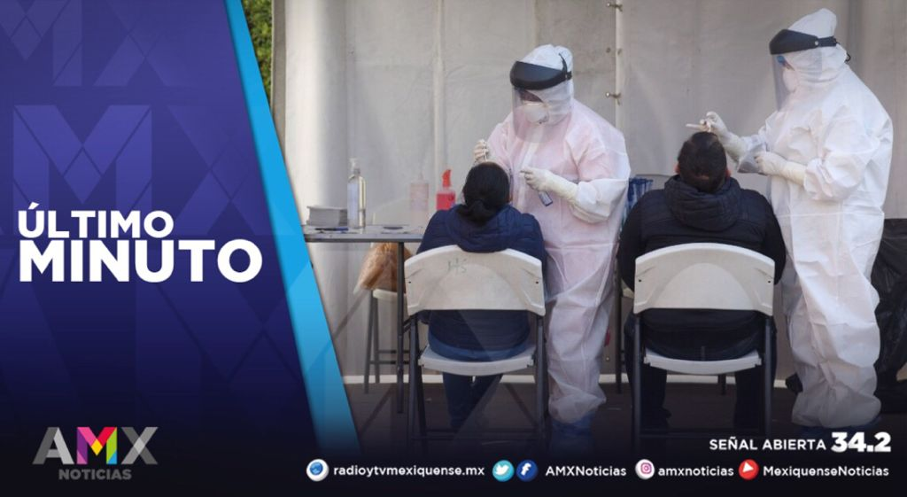 SALUD: REGISTRA EDOMÉX 27 MIL 763 CASOS SOSPECHOSOS DE COVID-19