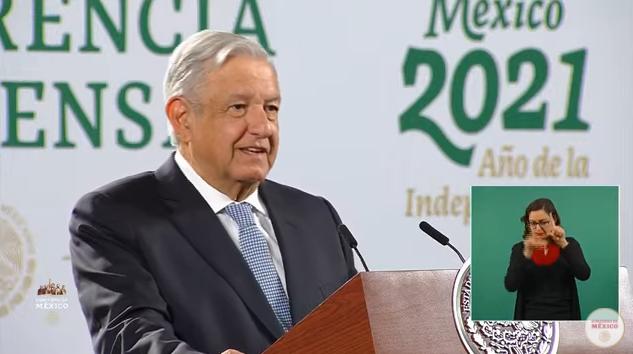 ASEGURA EL PRESIDENTE QUE MÉXICO TIENE FINANZAS SANAS