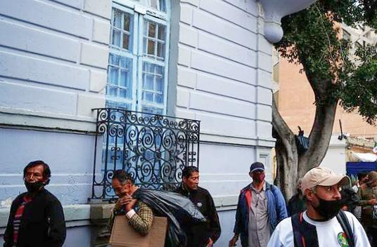 OBREROS, AMAS DE CASA Y RETIRADOS 94% MEXICANOS MUERTOS POR COVID