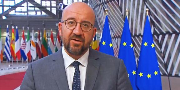 POR AVIÓN INTERCEPTADO, IMPONE UE SANCIONES A BIELORRUSIA
