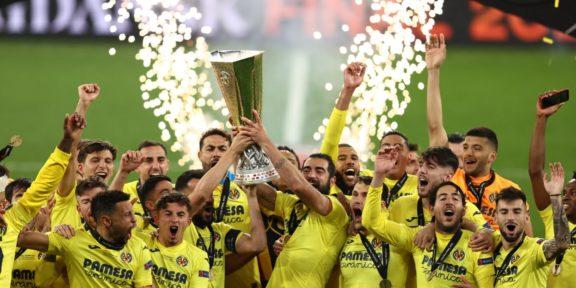 ¡VILLARREAL ES CAMPEÓN DE LA UEFA EUROPA LEAGUE!