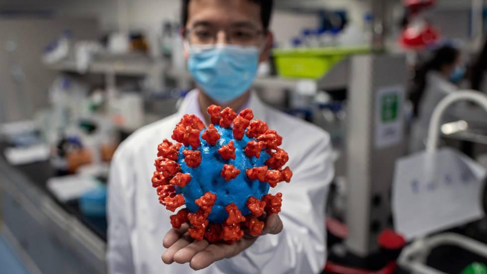 CHINA PIDE A EEUU DEJAR DE DIFAMAR CON TEORÍAS SOBRE EL ORIGEN DEL SARS-CoV-2