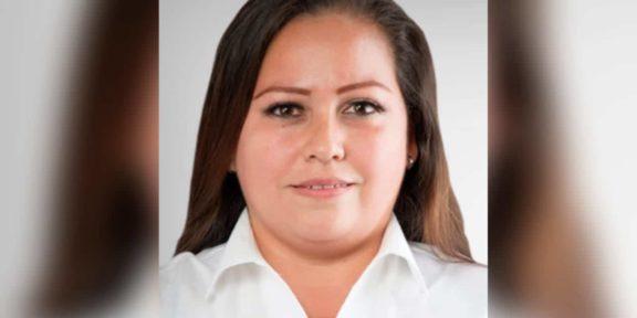 CANDIDATA DEL PVEM EN ACÁMBARO, GUANAJUATO; RESULTA ILESA