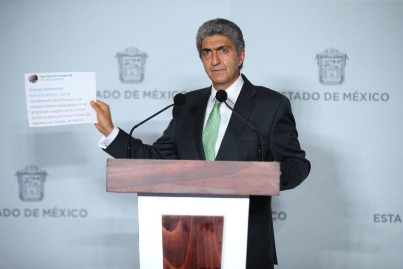 GEM RECHAZA ACUSACIONES DEL PRESIDENTE DE MORENA SOBRE PROCESO ELECTORAL EN EDOMÉX