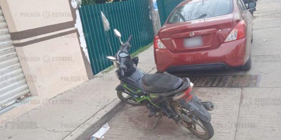 DETENIDAS POR PORTACIÓN ILEGAL DE ARMA DE FUEGO