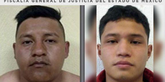 CONDENAN A DOS SUJETOS ACUSADOS DE HOMICIDIOS OCURRIDOS EN ATENCO E IXTAPALUCA