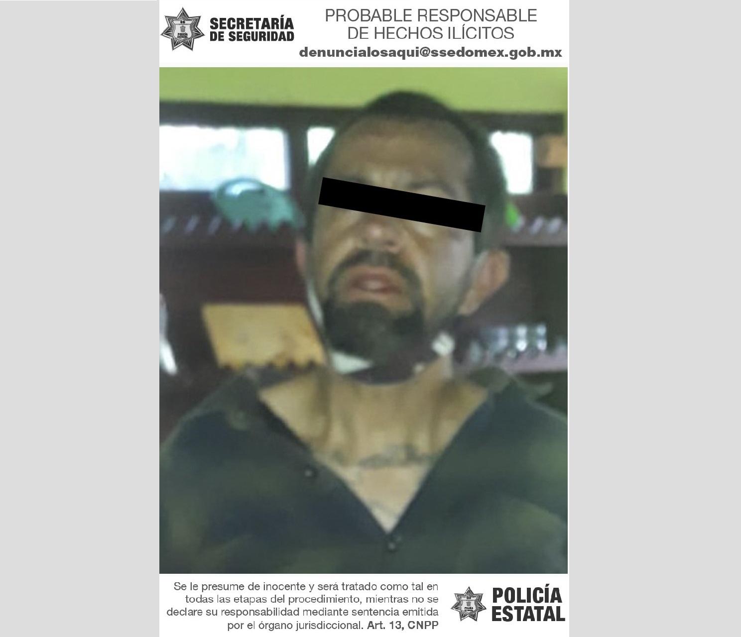 RESCATAN A MUJER VÍCTIMA DE VIOLENCIA DE GÉNERO, HAY UN DETENIDO