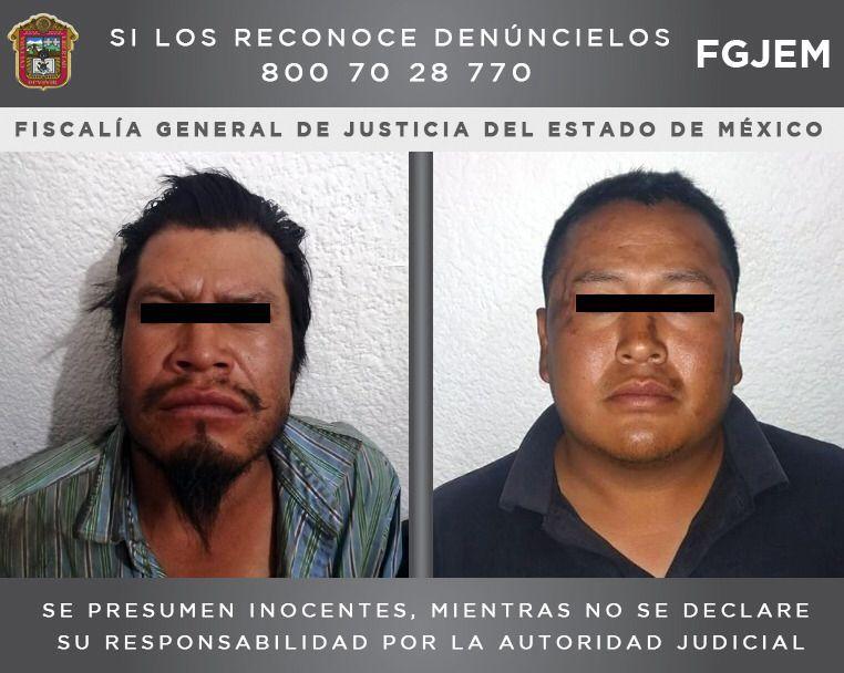 EJECUTAN ORDEN DE APREHENSIÓN EN CONTRA DE DOS PROBABLES HOMICIDAS