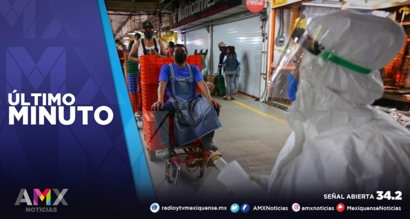 MÉXICO REGISTRA MÁS DE 2 MILLONES 411 MIL CASOS CONFIRMADOS DE COVID-19