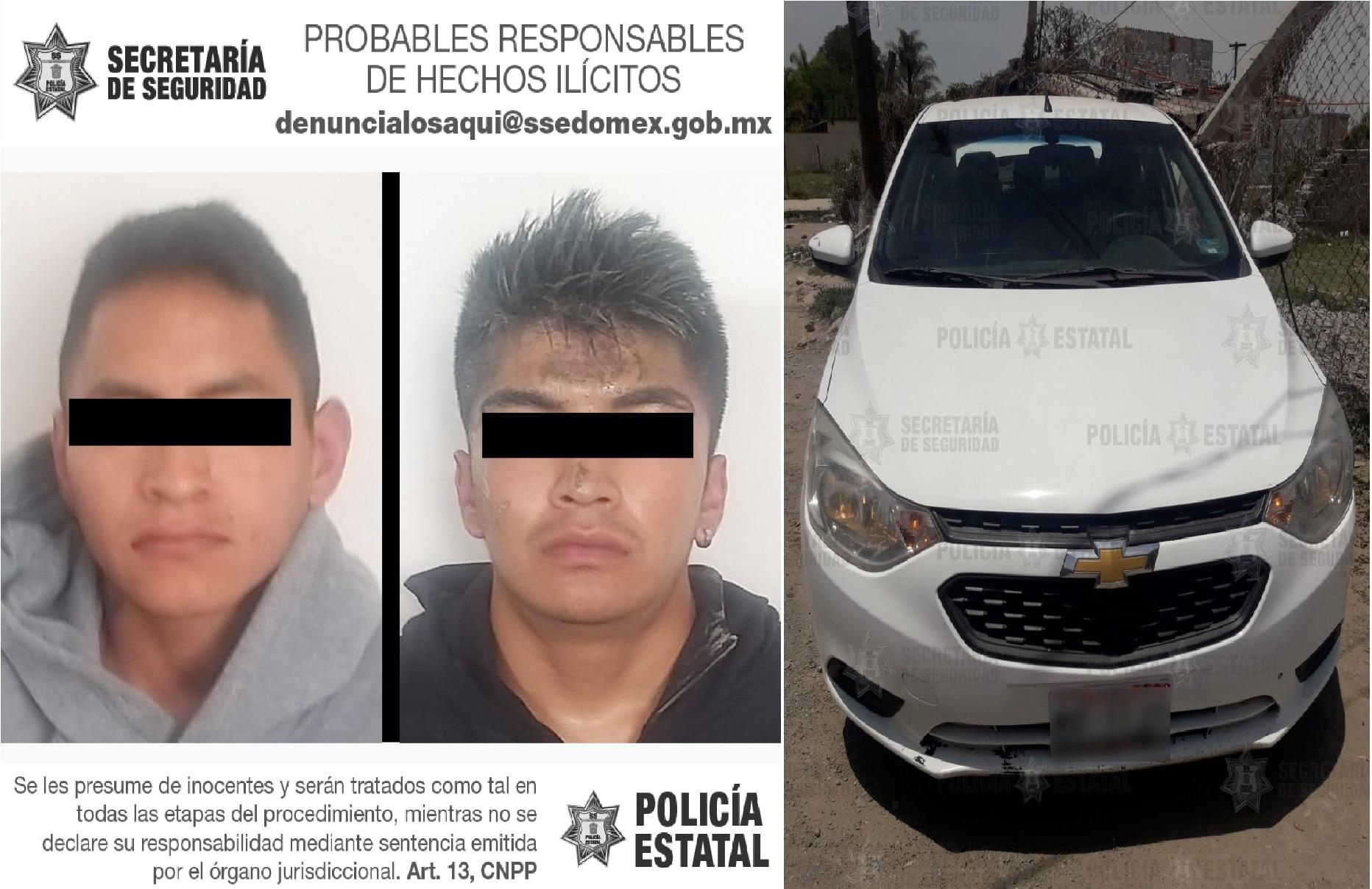 DETIENEN A DOS POSIBLES RESPONSABLES DEL DELITO DE HOMICIDIO