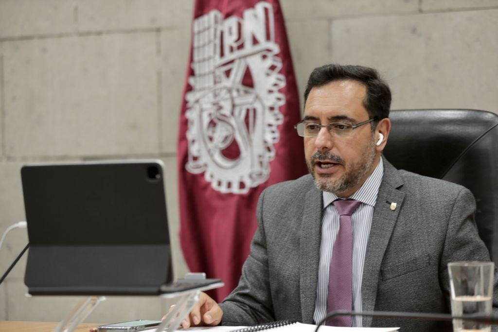 IPN CONCLUIRÁ EL CICLO ESCOLAR BAJO LA MODALIDAD NO PRESENCIAL