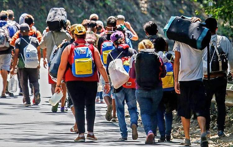 COLOMBIA REABRE INESPERADAMENTE SU FRONTERA CON VENEZUELA