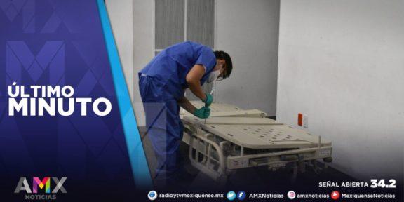 SALUD: EDOMÉX SUPERA LAS 27 MIL 500 MUERTES POR COVID-19