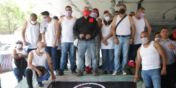 ORDENA A RSP RETIRAR GRUPO DE AUTODEFENSA ELECTORAL 'MASTINES'