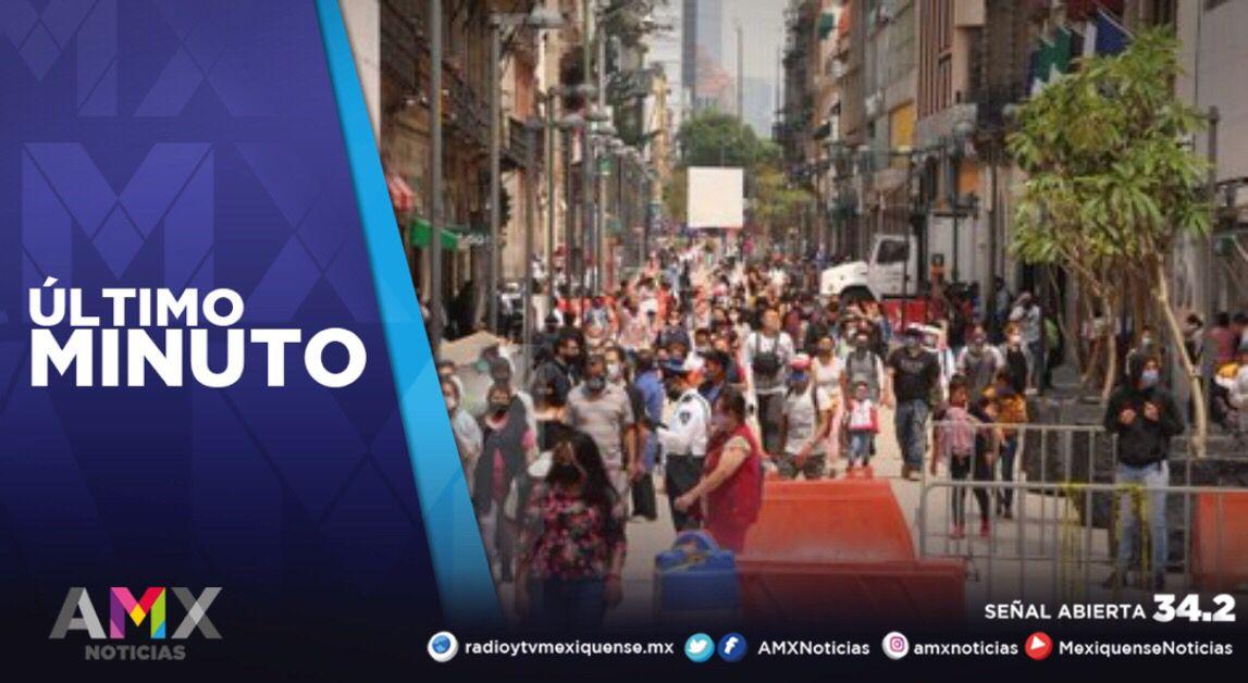 MÁS DE 95 MIL MEXIQUENSES SE RECUPERAN DE COVID-19