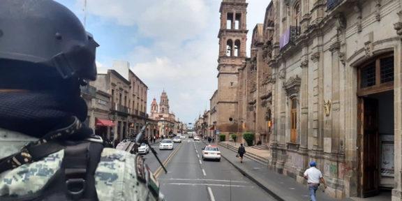 GUARDIA NACIONAL VIGILARÁ EL DESAROLLO DE LA JONADA ELECTORAL