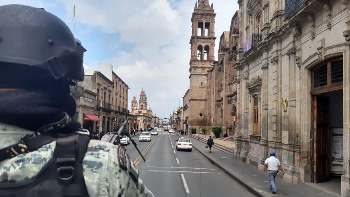 GUARDIA NACIONAL VIGILARÁ EL DESAROLLO DE LA JORNADA ELECTORAL