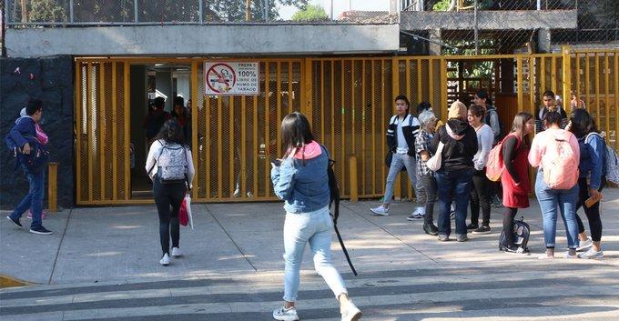 REGRESARON A CLASES PRESENCIALES MÁS DE 1.6 MILLONES DE ALUMNOS EN MÉXICO