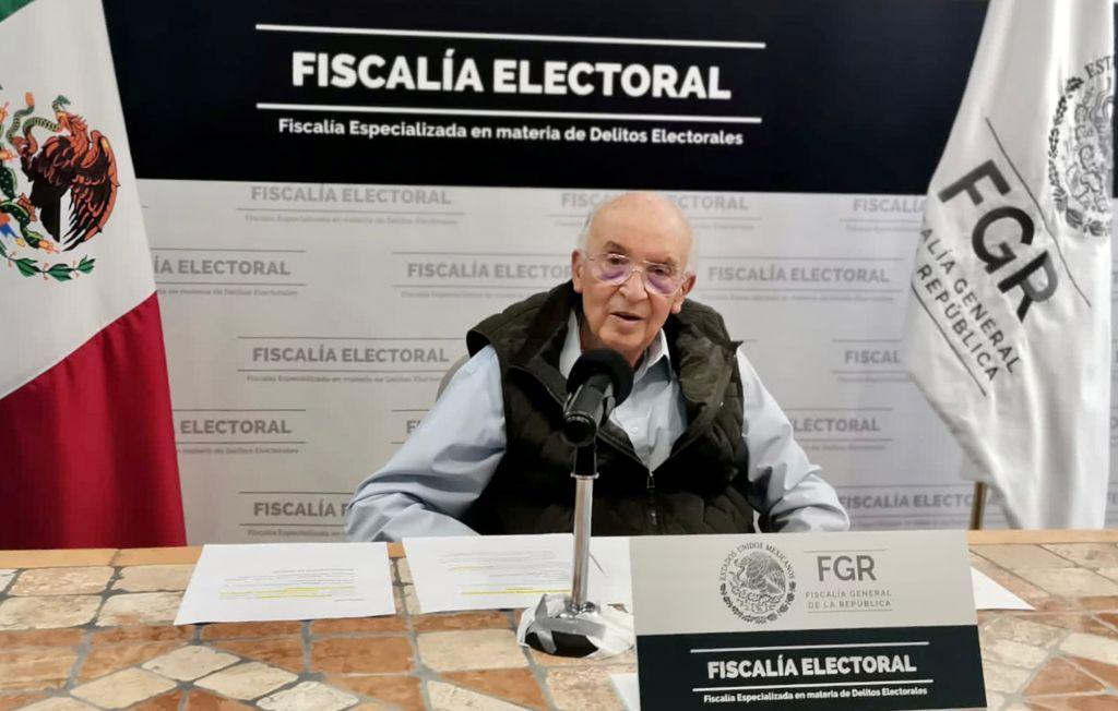 SE ACUMULAN 149 DENUNCIAS POR DELITOS ELECTORALES