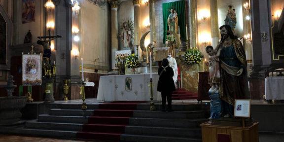 ARQUIDIÓCESIS DE TOLUCA RETOMARÁ ACTIVIDADES