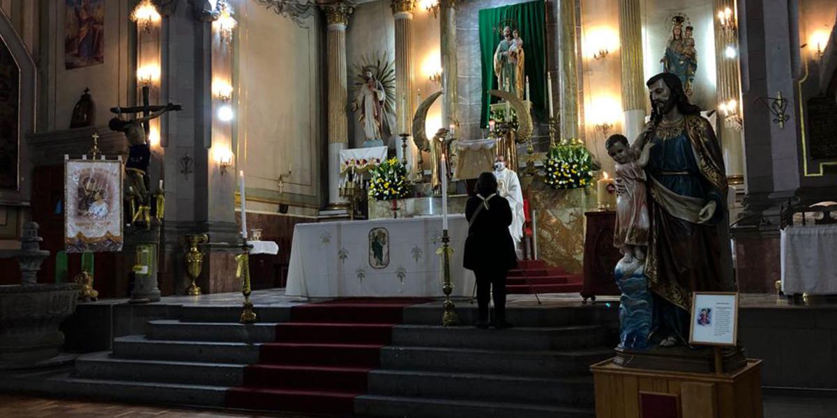 ARQUIDIÓCESIS DE TOLUCA RETOMARÁ ACTIVIDADES RELIGIOSAS