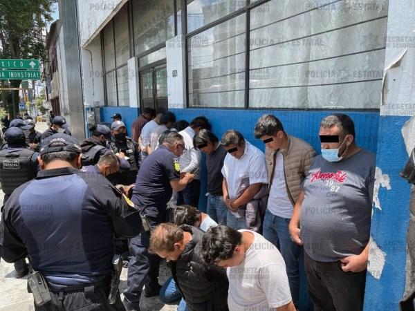 INGRESAN AL PENAL DE ALMOLOYA A 15 PERSONAS POR AGRESIÓN EN CASILLA ELECTORAL EN METEPEC