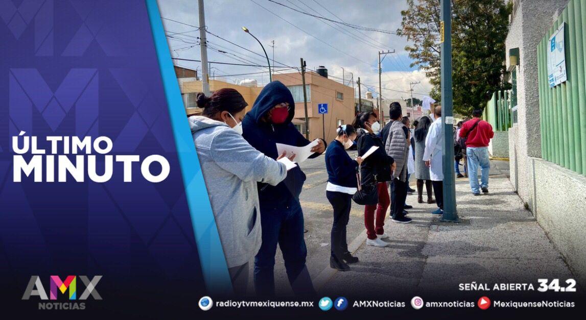 CONTABILIZA EDOMÉX MÁS DE 159 MIL CASOS POSITIVOS DE COVID-19