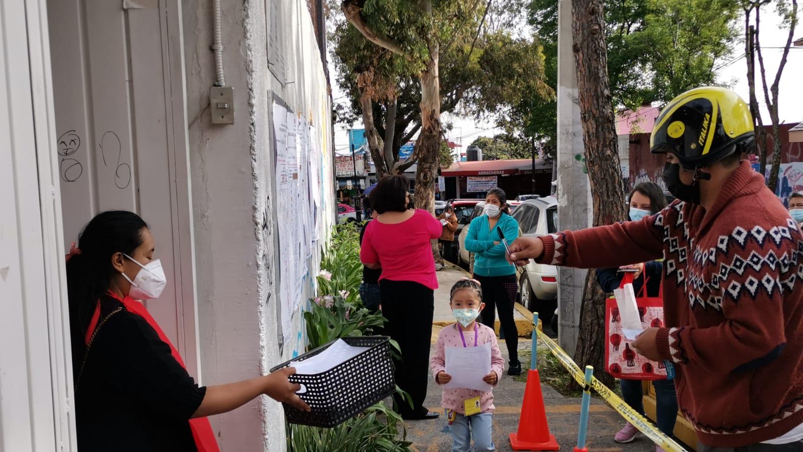 AVANZA EL REGRESO A CLASES EN ESCUELAS DE CDMX