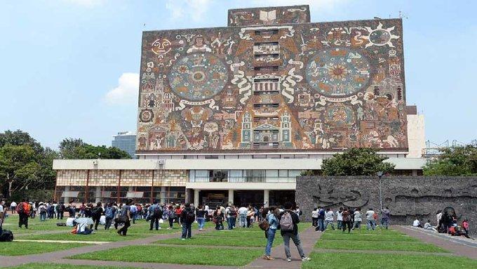 UNAM PREPARA REGRESO A CLASES PRESENCIALES PARA AGOSTO